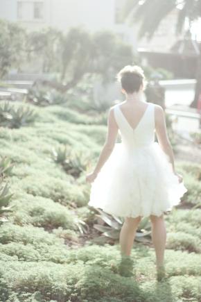 LITTLE WHITE DRESS 318