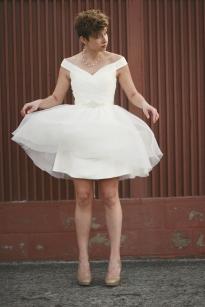 LITTLE WHITE DRESS 352