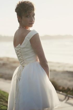 LITTLE WHITE DRESS 446